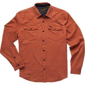 HOWLER BROS. Men's Stockman Stretch Snapshirt