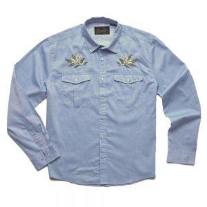 HOWLER BROS Men's Gaucho Snapshirt
