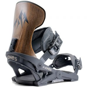 JONES SNOWBOARDS Men's Apollo Snowboard Bindings - 2020