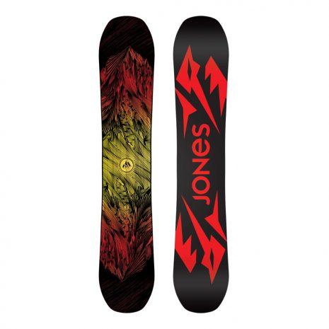 JONES SNOWBOARDS Men's Mountain Twin Snowboard - 2020