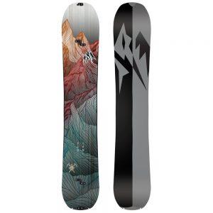 JONES SNOWBOARDS Men's Solution Splitboard - 2020