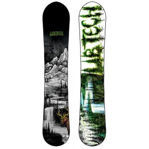 LIB TECH Men's Skunk Ape Snowboard - 2020