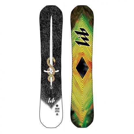 LIB TECH Men's T. Rice Pro Snowboard - 2020
