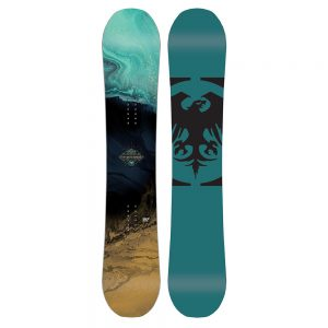 NEVER SUMMER Women's Infinity Snowboard - 2020