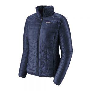 PATAGONIA Women's Micro Puff® Jacket, Classic Navy 1