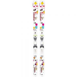 Rossignol Fun Girl Junior Ski + Binding Package