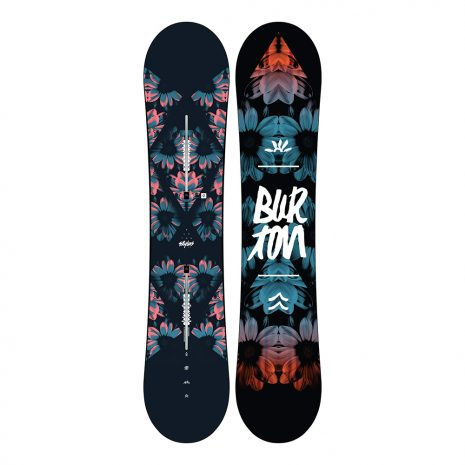 BURTON SNOWBOARDS Women's Stylus Snowboard - 2020