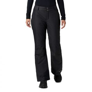 COLUMBIA Women's Bugaboo™ Omni-Heat Insulated Snow Pant, Black 1