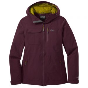 OUTDOOR RESEARCH Blackpowder II Jacket, Cacao 1