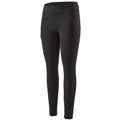 PATAGONIA Women's Crosstrek Fleece Bottoms, Black