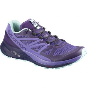 SALOMON Women's Sense Ride Trailrunning Shoe