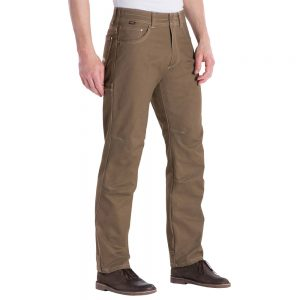 KUHL Men's Hot Rydr Pants, Dark Khaki