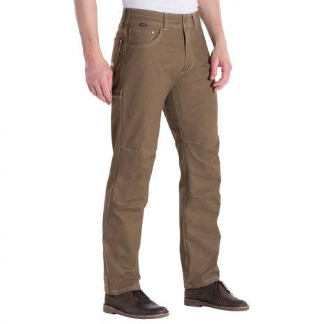 KUHL Men's Hot Rydr Pants, Dark Khaki