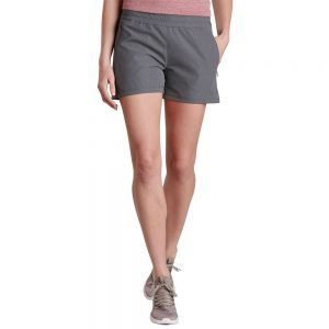 KUHL Women's Freeflex Shorts, Metal