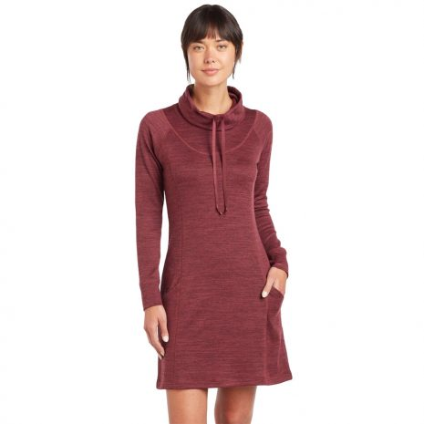 KUHL Women's Lea Dress, Rosewood