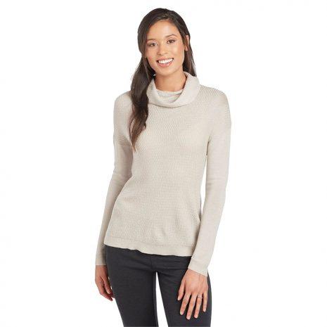 KUHL Women's Lilah Sweater, Moonrock