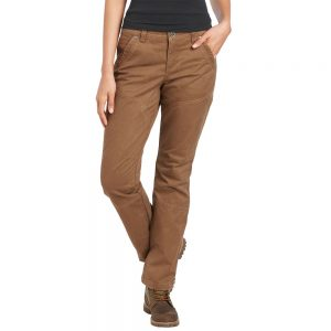 KUHL Women's Rydr Pants, Dark Khaki