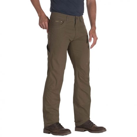 KUHL Men's Revolvr Rogue Pants, Driftwood