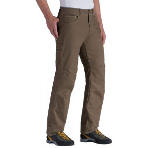 KUHL Men's Rydr Pants, Dark Khaki