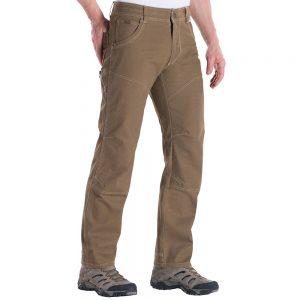 KUHL Men's The Law Pants, Dark Khaki