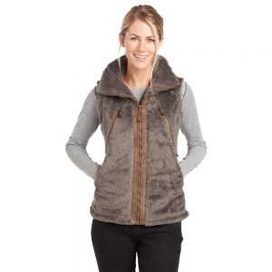 KUHL Women's Flight Vest, Breen
