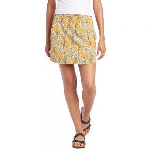 KUHL Women's Kandid Skirt, Golden Print