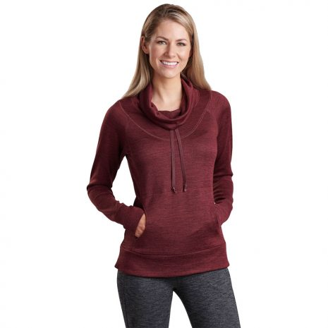 KUHL Women's Lea Pullover, Rosewood