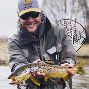 Pinedale Area Fishing Report: 4/10/2020