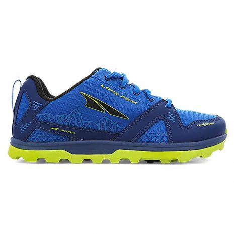 ALTRA Youth Lone Peak Trail Running Shoe