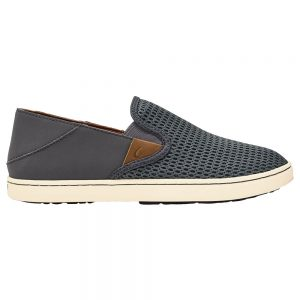 OLUKAI Women's Pehuea Slip-On Shoes, Pavement