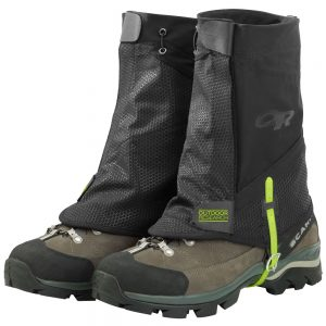 OUTDOOR RESEARCH Flex-Tex Gaiters, Black