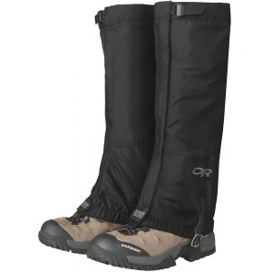 OUTDOOR RESEARCH Men's Rocky Mountain High Gaiters, Black