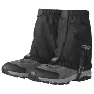 OUTDOOR RESEARCH Rocky Mountain Low Gaiters, Black