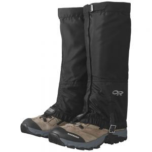 OUTDOOR RESEARCH Women's Rocky Mountain High Gaiters, Black
