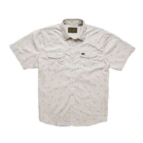 HOWLER BROS Men's H Bar B Snapshirt