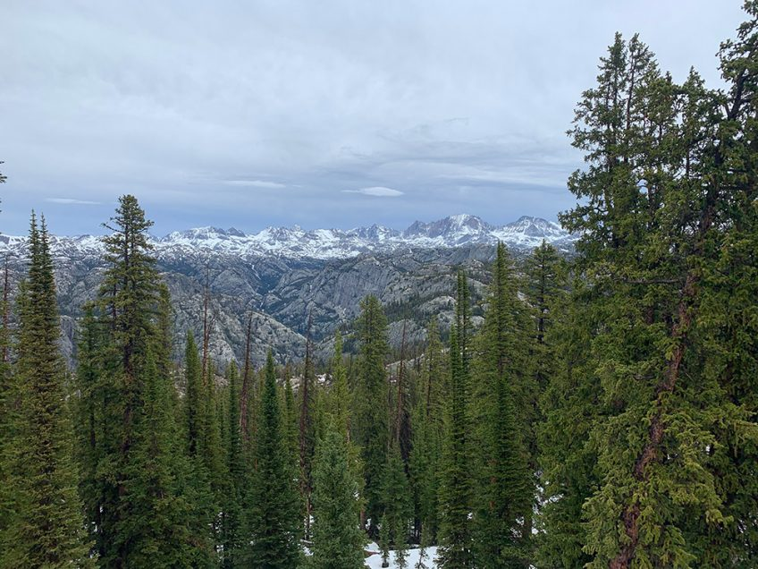Trailhead Conditions Report 6/11/2020