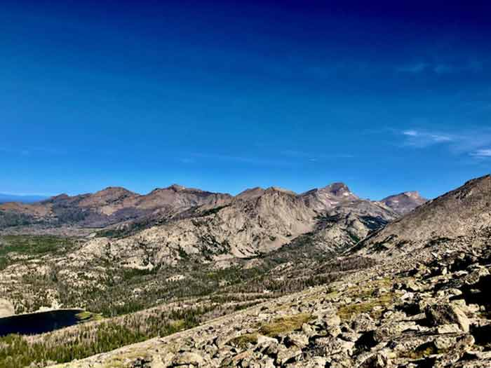 Trailhead Conditions Report 8/22/2020