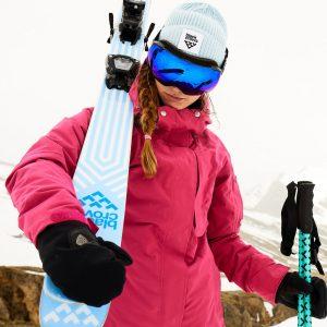 BLACK CROWS Women's Captis Birdie Skis-2021