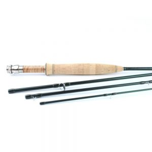 CF BURKHEIMER Classic Trout Deep Action Load Fly Rod