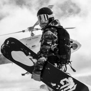 LIB TECH T. Rice Orca Snowboard - 2021