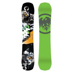 NEVER SUMMER Men's Protoslinger Snowboard - 2021
