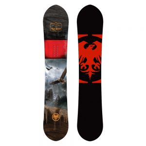 NEVER SUMMER Men's West Bound Snowboard - 2021