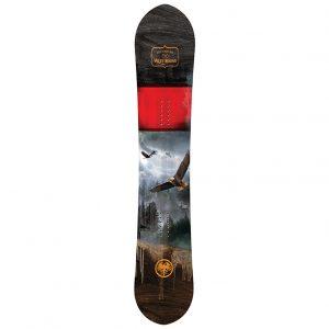 NEVER SUMMER Men's West Bound Snowboard - 2021