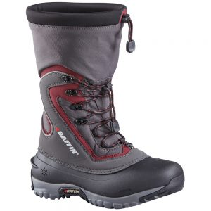 BAFFIN Women's Flare Insulated Boots, Gray Sangria