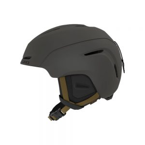 Giro Men's Neo Helmet Metallic Coal/Tan