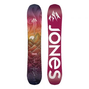 Jones Women's Dream Catcher Snowboard 2021