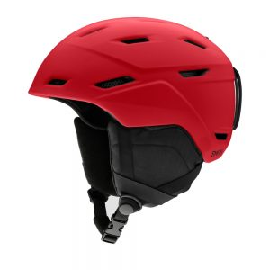 Smith Men's Mission Helmet Matte Lava