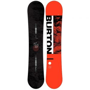 BURTON Men's Ripcord Flat Top Snowboard - 2021
