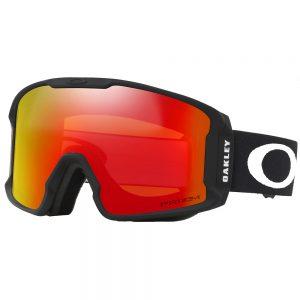 Oakley Line Miner Goggle Matte Black Torch Iridium