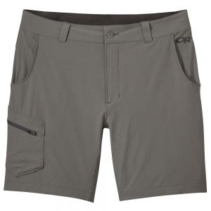 "OUTDOOR RESEARCH Men's Ferrosi 10"" Shorts, Pewter"